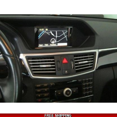 DVD Map Mercedes Benz navigation NTG4 w212 audio aps50 V.13 2018 A2128273400